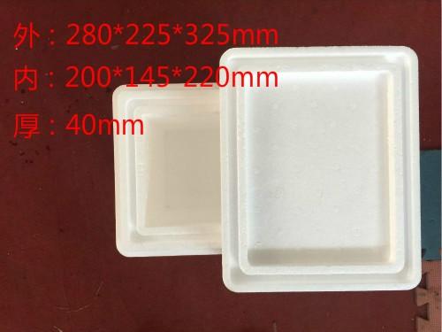 加厚5公斤干冰容量泡沫箱